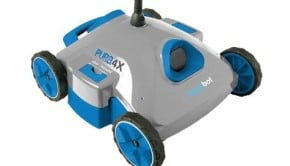 The best robotic pool cleaners for above-ground pools.