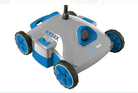 Aquabot Pura 4x Robotic Pool Cleaner