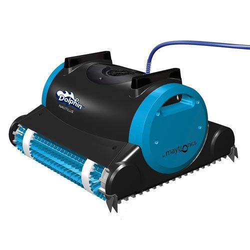 the best robotic pool cleaners compared 2017 dolphin nautilus robotic pool cleaner