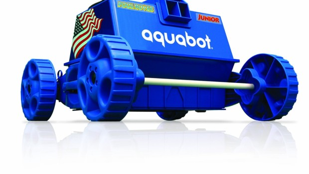 Best Robotic Pool Cleaners - Magazine cover
